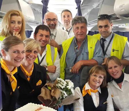 Lufthansa Münih-Bodrum seferlerine başladı