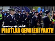 LUFTHANSA'DA GREV SİRENLERİ YENİDEN ÇALIYOR!