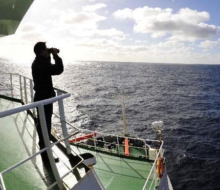 Çin gemisi MH370'i arayacak