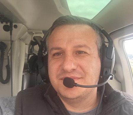 İran'da uçağı düşen şirketin genel müdürü AirportHaber'e konuştu