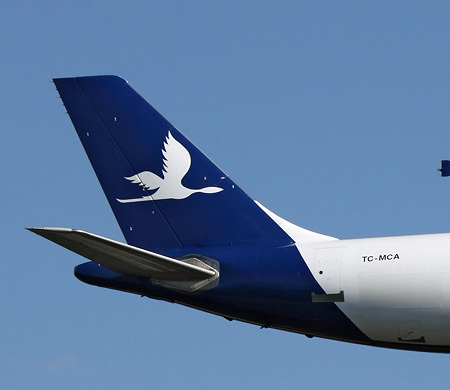 MNG Havayolları bir uçağını filodan çıkardı