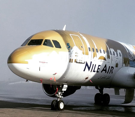 Nile Air Sabiha Gökçen'den Kahire'ye uçacak