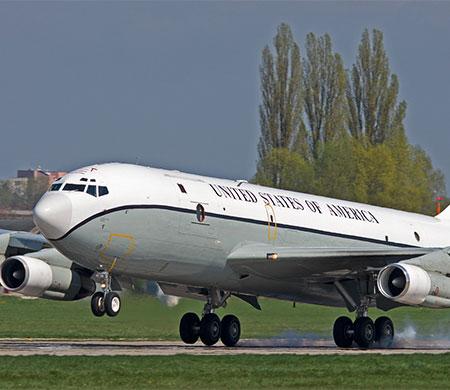 ABD ve Ukrayna Rusya üzerinde uçacak