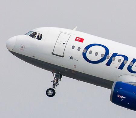 Onur Air İstanbul-Hatay seferlerine başlıyor