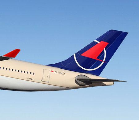 Onur Air'in A330 uçağı göklere veda etti