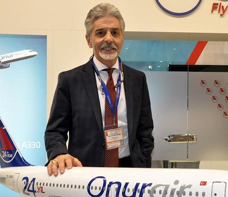 Onur Air Genel Müdürü Teoman Tosun:
