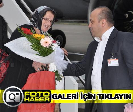Onur Air Azerbaycan'ın Gence kentine uçtu
