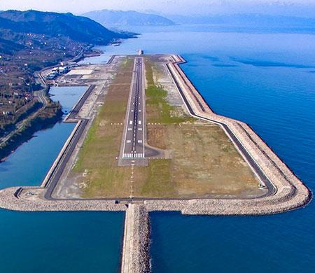 Ordu-Giresun Havalimanı büyütülüyor
