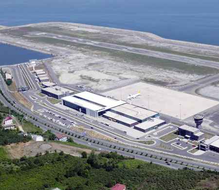 Ordu- Giresun Havalimanı'nda rekor yolcu sayısı