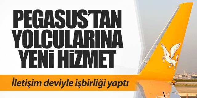 Pegasus Havayolları Turkcell ile işbirliği yaptı