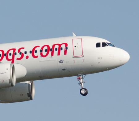 Pegasus 2 adet A320neo'sunu İstanbul'a getirdi