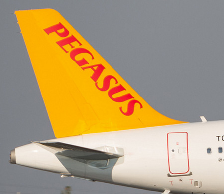 Pegasus yolcuları dikkat!