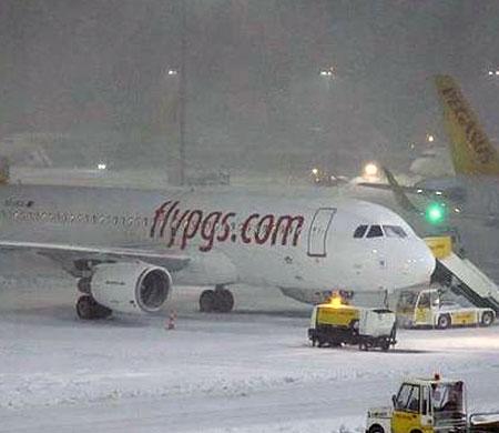 Pegasus 112 uçuşunu iptal ettiğini duyurdu