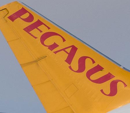 Pegasus'tan Roma'ya özel kampanya