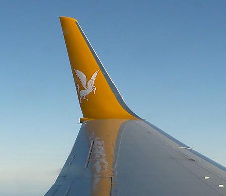 Pegasus 4 uçağını daha satıyor!