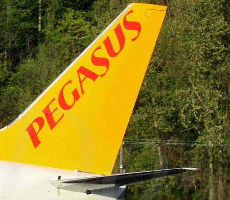 Pegasus 2 uçağını sattı!