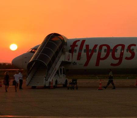 İstanbul-Sinop uçuşları başladı