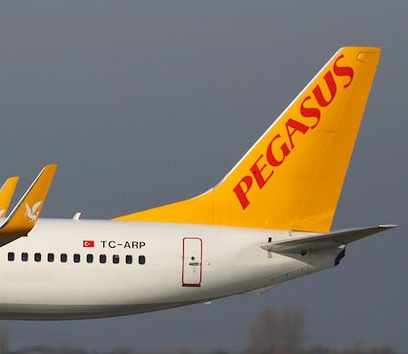 Pegasus'un 3. havalimanı planı beli oldu