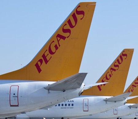 Pegasus'tan Ukrayna açıklaması
