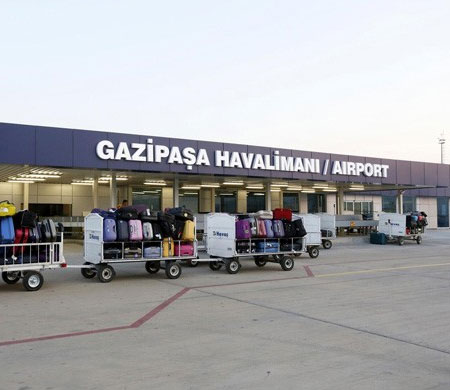 Pegasus'a Gazipaşa'dan Moskova izni