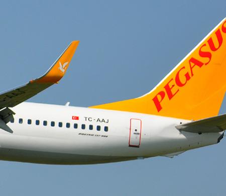 Pegasus 5 adet B737 uçağını filodan çıkarıyor