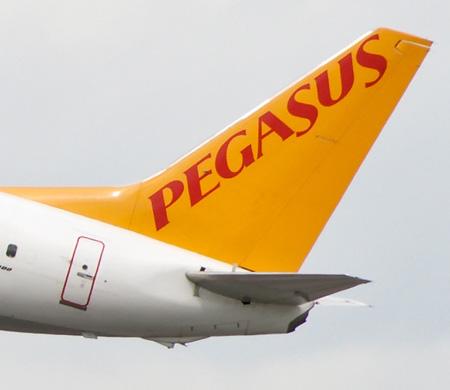 Pegasus filosuna fabrika çıkışlı B737 katılıyor