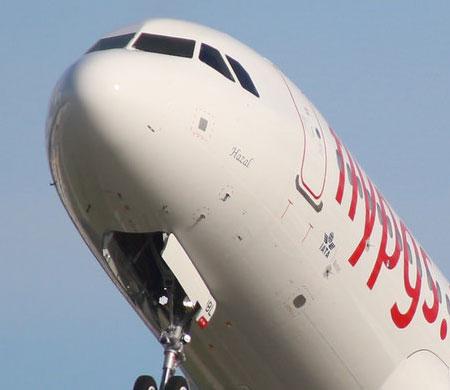 Pegasus'un 12'inci A320neo'su filoya katıldı