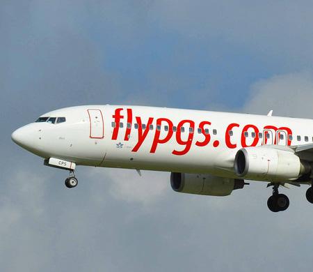 Pegasus'un İzmir uçağına bomba ihbarı