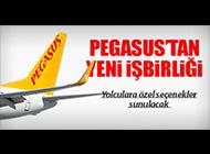 PEGASUS'TAN YENİ İŞBİRLİĞİ
