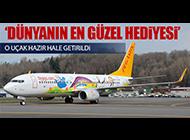 PEGASUS'UN 'HEDİYE'Sİ HAZIR!