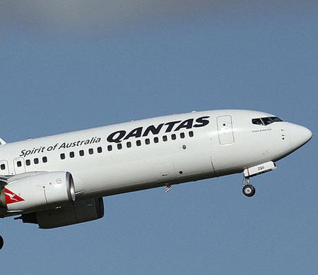 Qantas uçağı türbülansa girdi: 2 yaralı