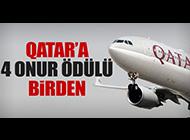 QATAR'A 4 ONUR ÖDÜLÜ BİRDEN