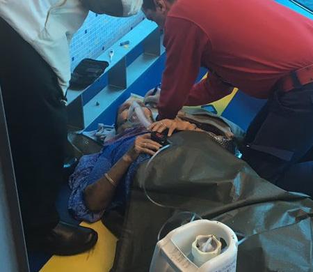 Qatar uçağı türbülansa girdi: 3 yaralı
