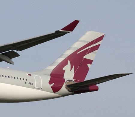 Qatar uçağı yakıt kaçağı şüphesiyle geri döndü