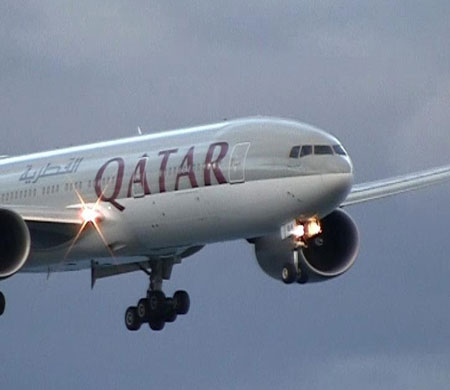Qatar Airways'ten açıklama var