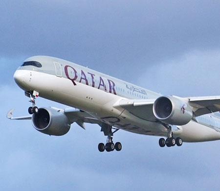 Katar Havayolları bayramda 510 bin yolcu taşıdı