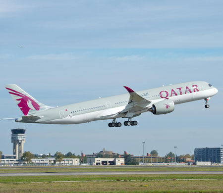 Qatar Airways'ten abluka hamlesi