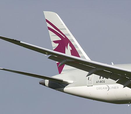 Pilot rahatsızlanınca Qatar Airways uçağı acil iniş yaptı