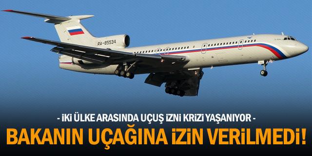 POLONYA RUS UÇAĞINA UÇUŞ İZNİ VERMEDİ!