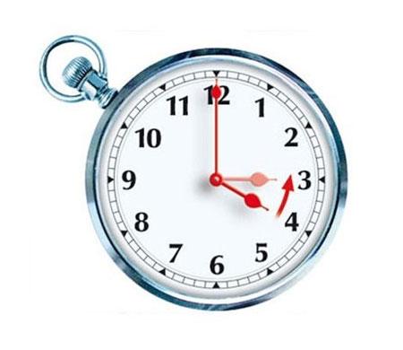 DİKKAT | Saatlerinizi ayarların uçuşunuzu kaçırmayın