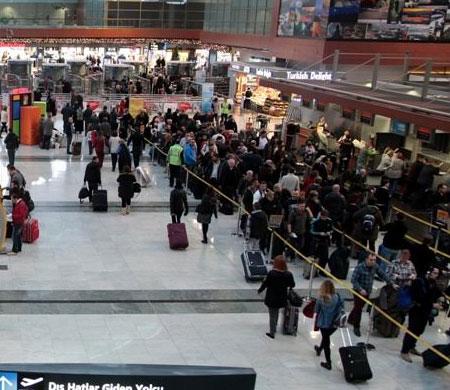 2015'in de en hızlısı Sabiha Gökçen Havalimanı oldu