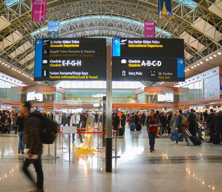 Sabiha Gökçen 5 ayda 12 milyon yolcuya yaklaştı