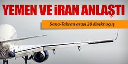 SANA -TAHRAN ARASI HAFTADA 28 SEFER