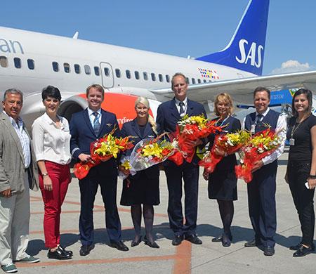 SAS Ankara'ya başladı