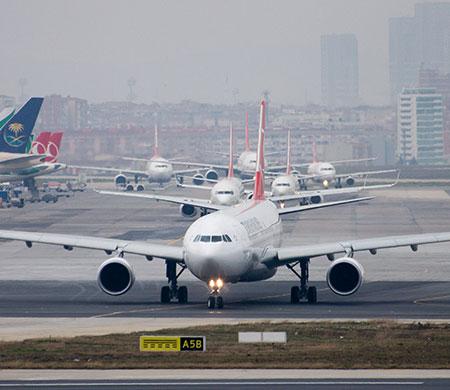 Havayolu şirketleri bayramda 381 ek sefer yapacak