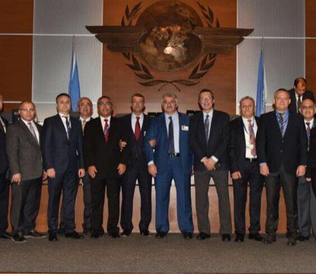Türkiye ICAO Konsey Üyesi oldu