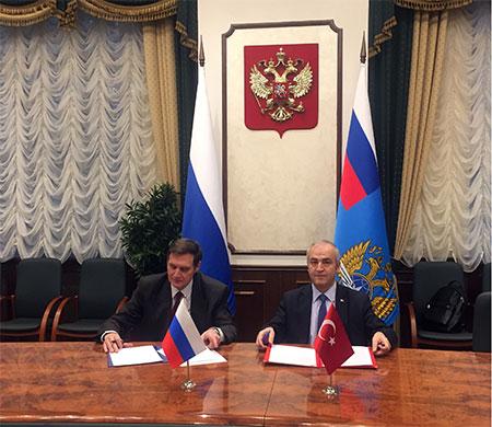 Rusya ile yeni seferler için anlaşma sağlandı