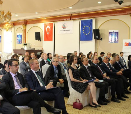 SHGM'nin AB Eşleştirme Projesi Kapanış Konferansı gerçekleştirildi