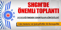 SHGM'DE 'LİSE MEZUNU' VE 'İŞSİZ' PİLOTLAR GÖRÜŞÜLDÜ