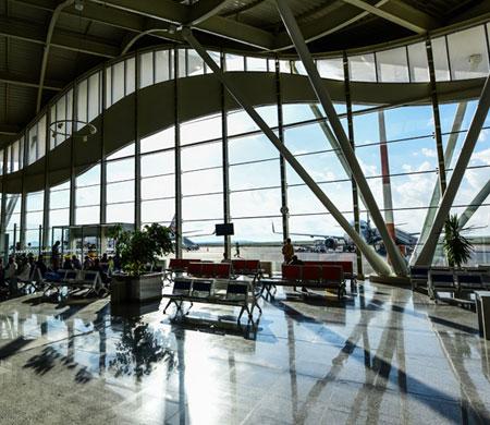 Nuri Demirağ Havalimanı 7 ayda kaç yolcuya hizmet verdi?